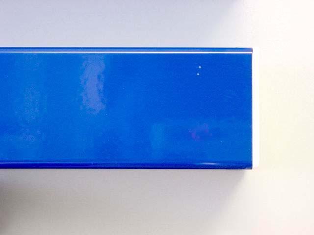 modrá kazeta
